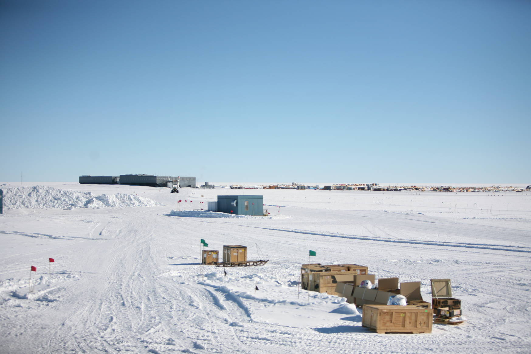 My way to work is approximately one